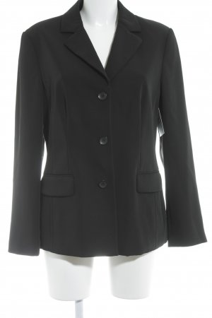 Olsen Kurz-Blazer schwarz Business-Look