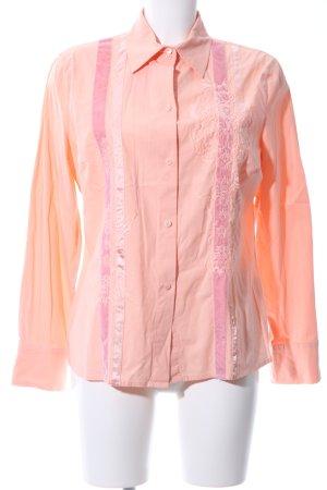 Olsen Langarmhemd nude-pink Casual-Look