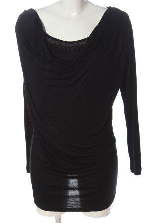Olsen Longsleeve Dress black casual look