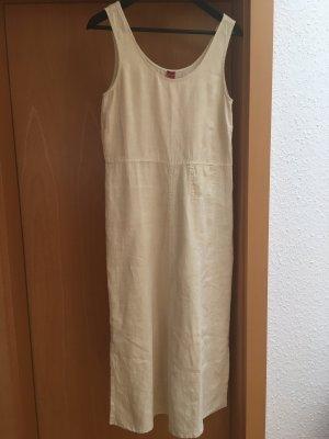Olsen-Leinenkleid