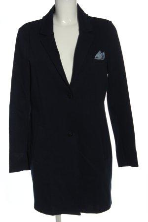 Olsen Lange blazer blauw casual uitstraling