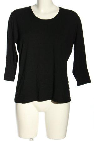 Olsen Longsleeve black casual look