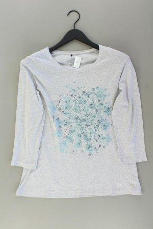 olsen Printshirt Größe XL 3/4 Ärmel grau