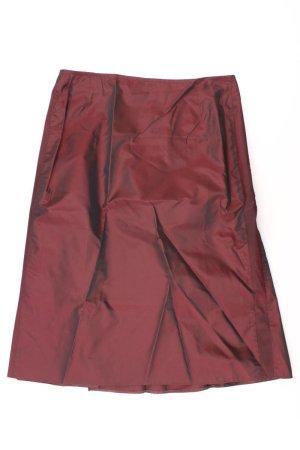 olsen Rock Größe 38 rot aus Polyester