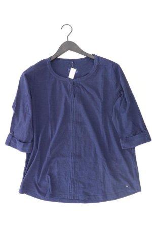 olsen Shirt blau Größe 48