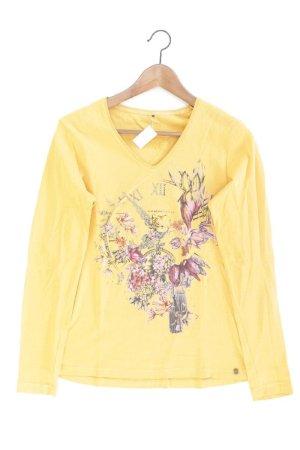 olsen Shirt gelb Größe 38