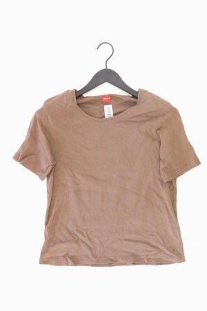 olsen Shirt Größe 42 braun