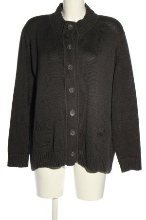 Olsen Veste chemise noir style décontracté