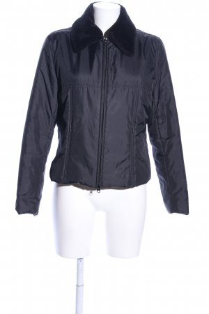 Olsen Steppjacke blau Casual-Look
