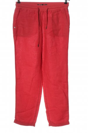 Olsen Jersey Pants red casual look