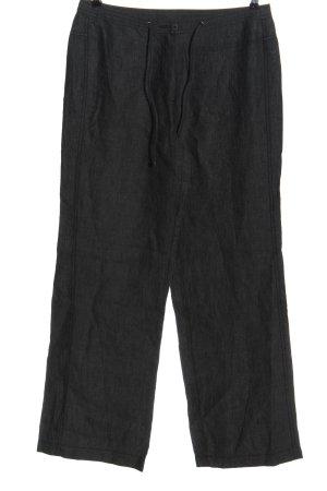 Olsen Jersey Pants light grey casual look