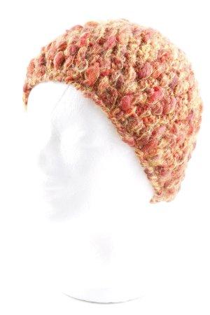 Olsen Sombrero de punto multicolor look casual
