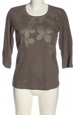 Olsen Strickshirt khaki Casual-Look