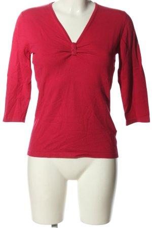 Olsen Strickshirt pink Casual-Look