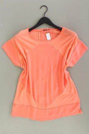 Olsen T-Shirt gold orange-light orange-orange-neon orange-dark orange cotton