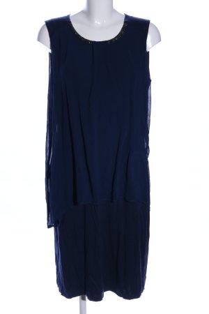 Olsen Trägerkleid blau Elegant