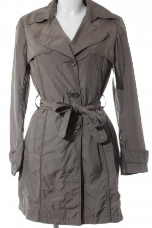 Olsen Trenchcoat grüngrau Casual-Look