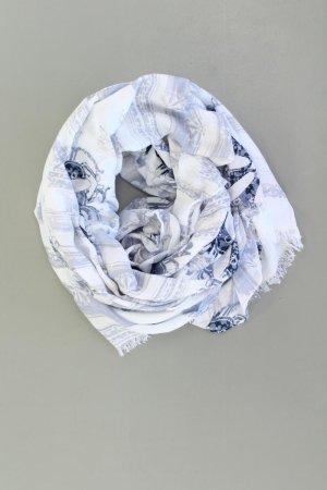 Olsen Écharpe d'été bleu-bleu fluo-bleu foncé-bleu azur