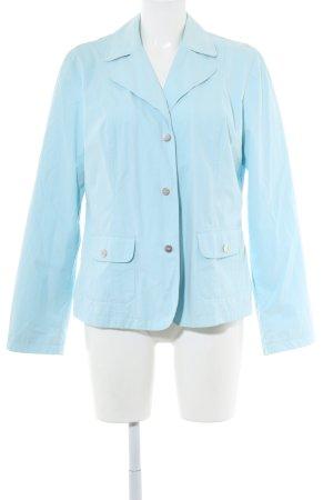 Olsen Übergangsjacke blau Casual-Look