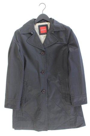Olsen Between-Seasons-Coat black cotton