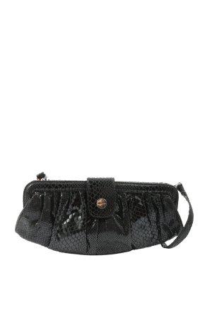 Olsen Borsetta mini nero motivo animale stile casual