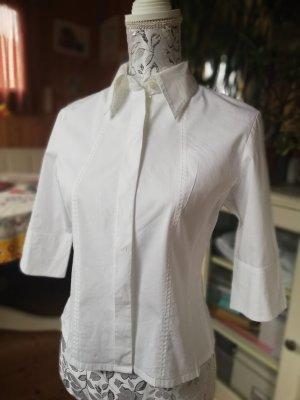 Olsen Shirt Blouse white cotton