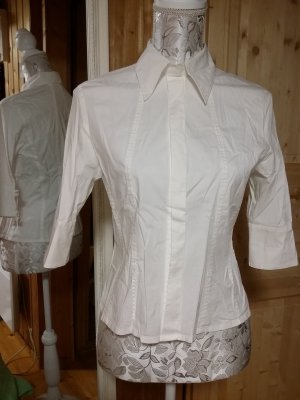 Olsen weiße Bluse