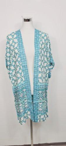 Olsen Kimono multicolored viscose