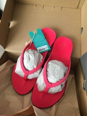 Olukai Flip Flop Gr. 40 Neu in Box Rosa