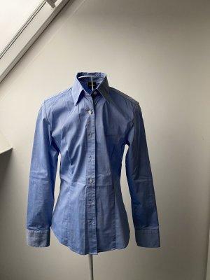 Olymp Camicia blusa azzurro