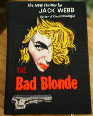 OLYMPIA LE-TAN The Bad Blonde Book Clutch