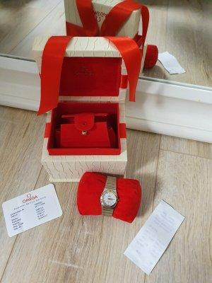Omega Reloj analógico color plata-color oro