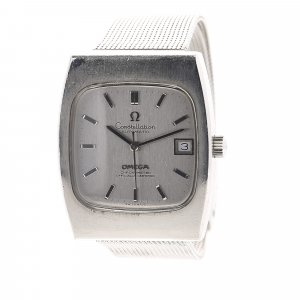 Omega Constellation Stainless Steel Automatic Watch