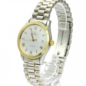 Omega Stainless Steel Classic Automatic 166.0295