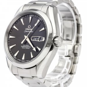 Omega Stainless Steel Seamaster Aqua Terra Calibre 8601 Automatic Watch 231.10.43.22.06.001