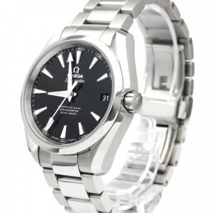 Omega Stainless Steel Seamaster Aqua Terra Master Co-Axial Automatic Watch 231.10.39.21.01.002