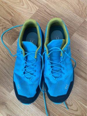 ON Running Cloudventure Trailrunning Schuhe Gr 41 blau