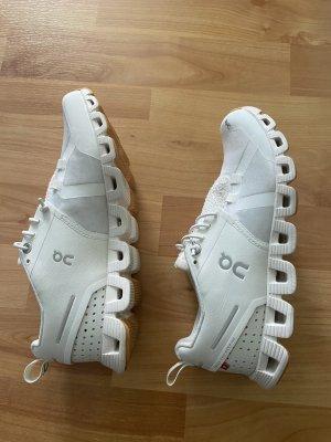 On Schuhe Cloud weiß