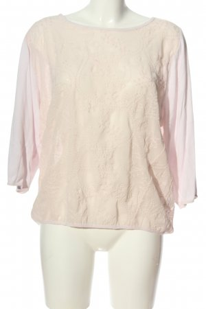 Once Schlupf-Bluse creme Casual-Look