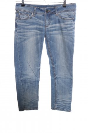 One green elephant Jeans a 3/4 blu stile casual