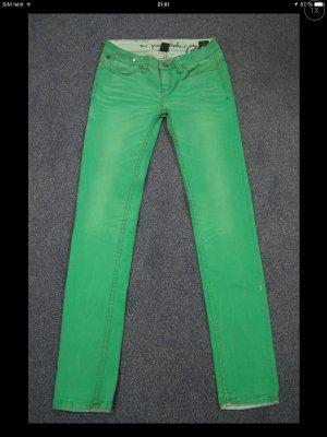 One green elephant. Jeans , grün Gr.S wie neu !