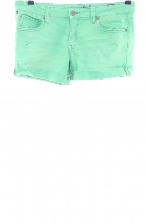 One green elephant Jeansshorts türkis Casual-Look