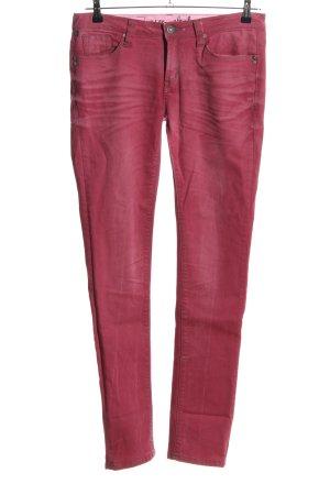 One green elephant Jeans cigarette rose style décontracté