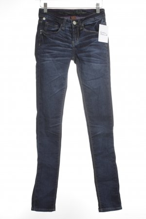 One green elephant Tube Jeans blue casual look