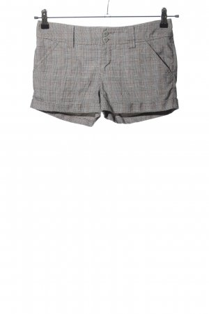 One green elephant Shorts hellgrau Allover-Druck Casual-Look