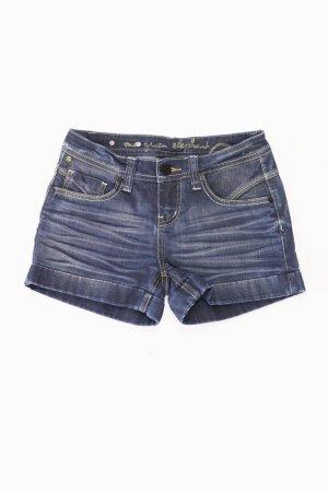 One Green Elephant Shorts blau Größe 36