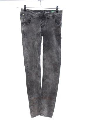 One green elephant Skinny Jeans hellgrau Casual-Look
