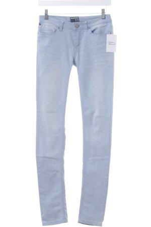 One green elephant Jeans skinny azzurro stile casual