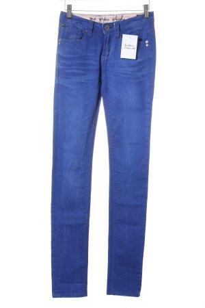 "One green elephant Slim Jeans ""Kosai"" kornblumenblau"