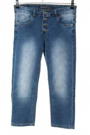 One love by colloseum 7/8 Jeans blau Casual-Look